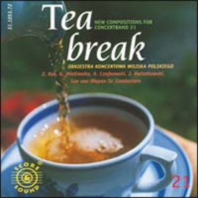 Blasmusik CD Teabreak - CD