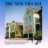 Blasmusik CD The New Village - CD