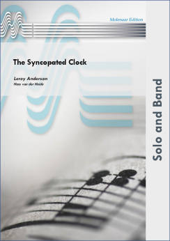 Musiknoten The Syncopated Clock, Anderson/v.d.Heide