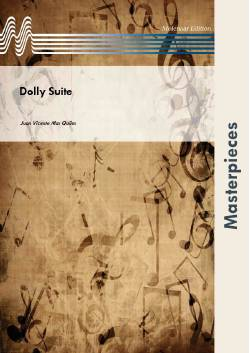 Musiknoten Dolly Suite, Faure/Quiles