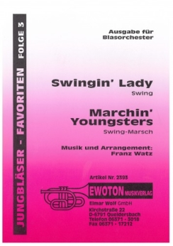 Musiknoten Swingin' Lady/Marchin' Youngsters, Watz