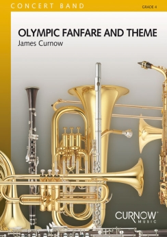 Musiknoten Olympic Fanfare and Theme, Curnow