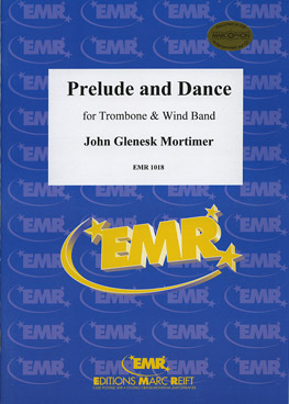 Musiknoten Prelude and Dance, Mortimer