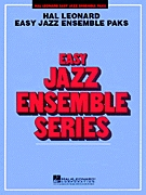 Musiknoten Easy Jazz Ensemble Pak # 36 - Big Band