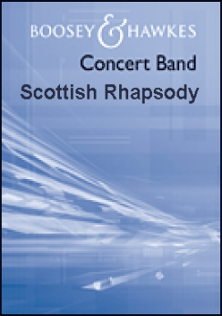 Musiknoten A Scottish Rhapsody, Grundman