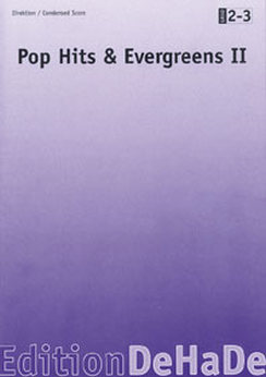 Musiknoten Pop Hits & Evergreens Nr. 2, Direktion