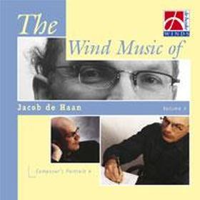 Blasmusik CD The Wind Music of Jacob de Haan Vol. 1 - CD