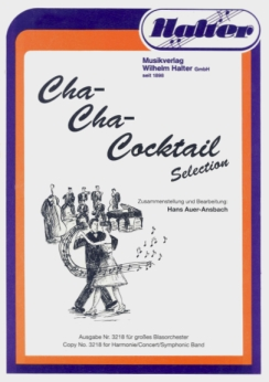 Musiknoten Cha-Cha-Cocktail, Auer-Ansbach