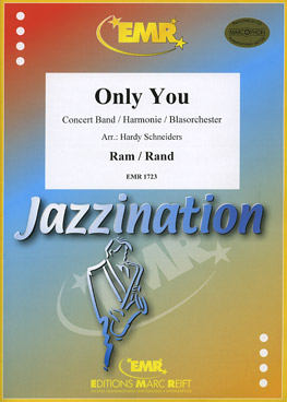 Musiknoten Only You, Ande Rand/Hardy Schneiders (mit CD)