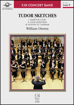 Musiknoten Tudor Sketches, William Owens