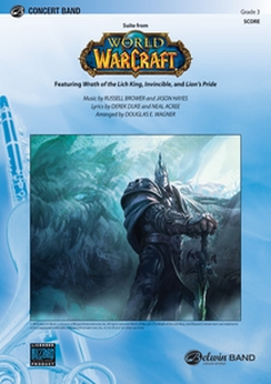 Musiknoten Suite from World of Warcraft, Russell Brower, Jason Hayes/Douglas E. Wagner