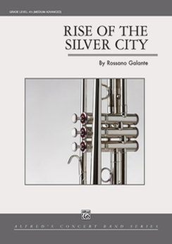 Musiknoten Rise of the Silver City, Rossano Galante