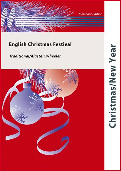 Musiknoten English Christmas Festival, Traditional/Alastair Wheeler - Fanfare