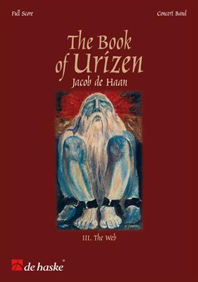 Musiknoten Symphony no. 1 - The Book of Urizen, Jacob de Haan