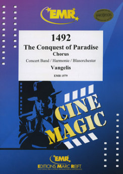 Musiknoten 1492 The Conquest Of Paradise, Vangelis/Mortimer
