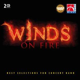 Blasmusik CD Winds on Fire - CD