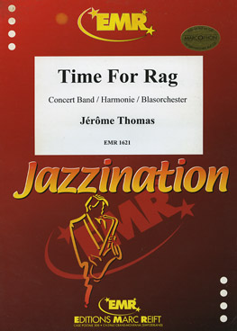 Musiknoten Time for Rag, Jerome Thomas