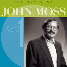 Blasmusik CD The Music of John Moss - CD