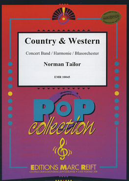Musiknoten Country and Western, Tailor