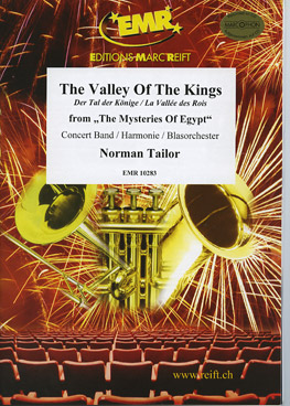 Musiknoten The Valley of the Kings, Tailor
