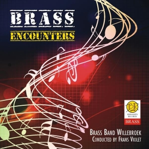Musiknoten Brass Encounters - CD