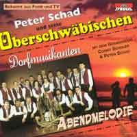 Musiknoten Abendmelodie - CD