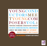 Blasmusik CD Young Composers Meet Young Conductors, Vol. 1 - CD