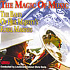 Blasmusik CD The Magic Of Music - CD