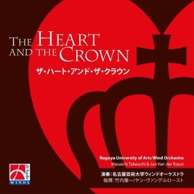 Blasmusik CD The Heart and the Crown - CD