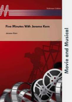 Musiknoten Five Minutes With Jerome Kern - Fanfare